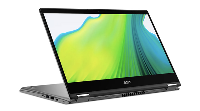 acer spin 3 unveiled ces 2020