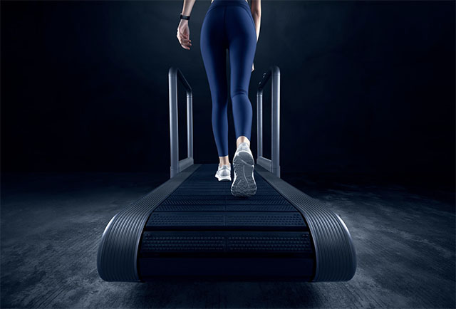 CES 2020: Amazfit's New Treadmill Comes with a Smart Mirror