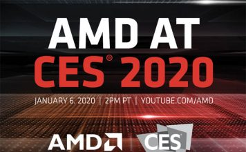 amd ces 2020 event announced