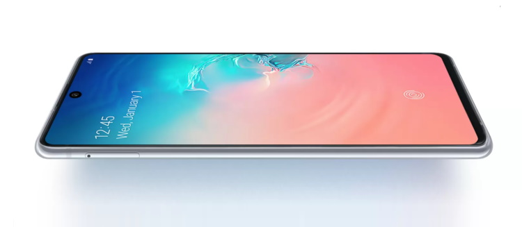 Samsung Galaxy S10 Lite with Snapdragon 855, 48MP Camera Launched at Rs. 39,999