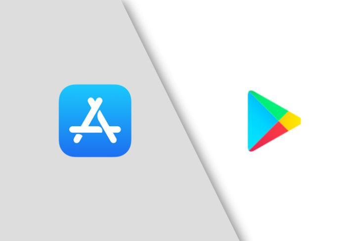 global app spend app store play store