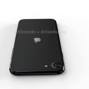 iPhone SE2 iPhone 9 render body (5)