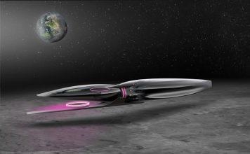 Lexus lunar mobility concept
