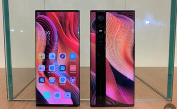 mi mix alpha first look india