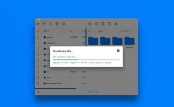 OpenMTP file transfer
