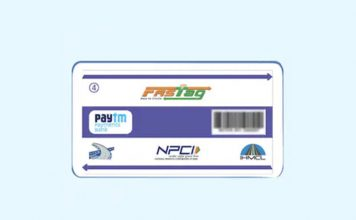 paytm fastag issuer india