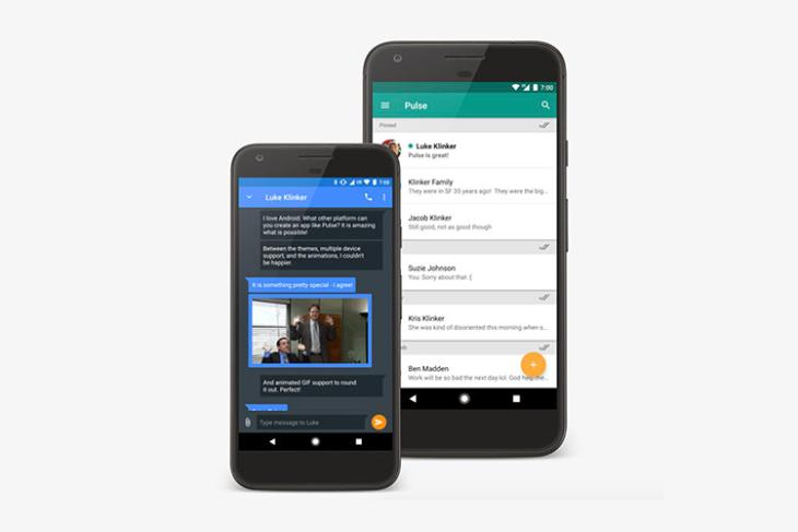 pulse sms app open source featured