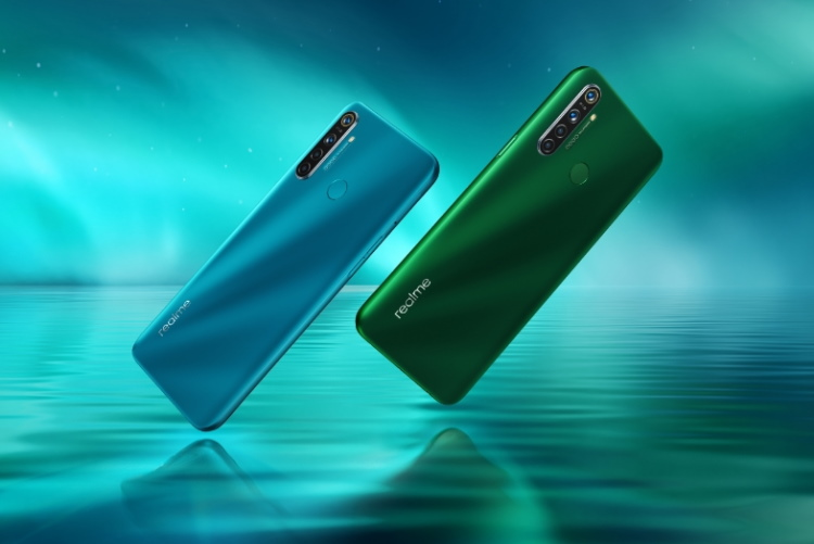 realme 5i launched in India