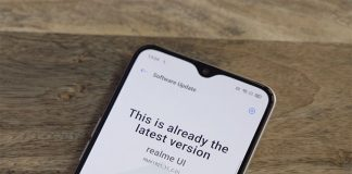 realme ui features