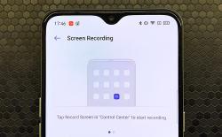 realme ui screen record internal sounds