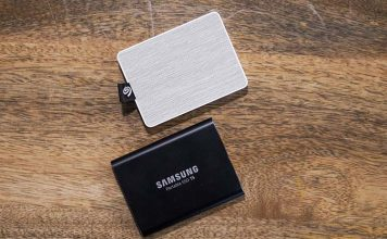 samsung t5 ssd vs seagate onetouch ssd
