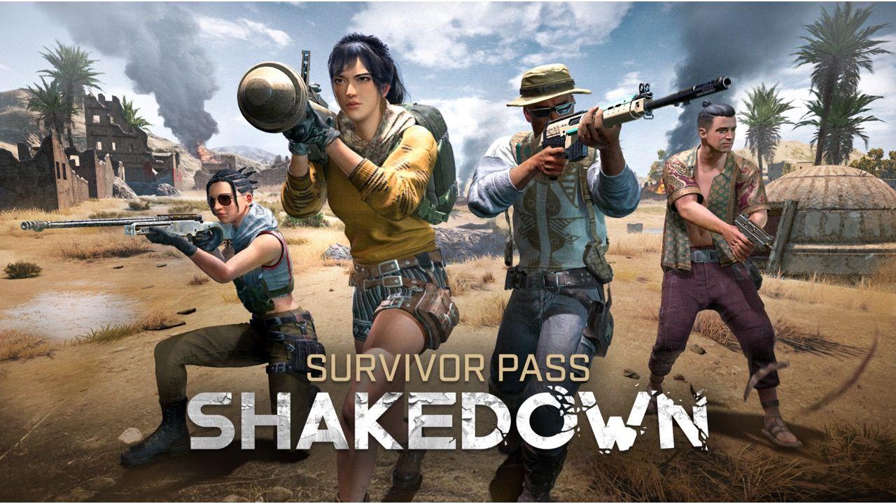survivor-pass-shakedown-pubg-kakarin