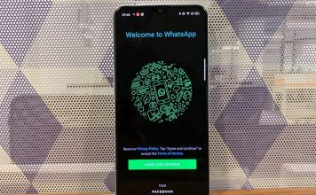 whatsapp dark mode android beta