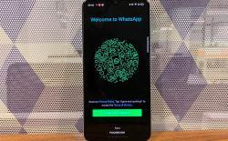 whatsapp dark mode android beta