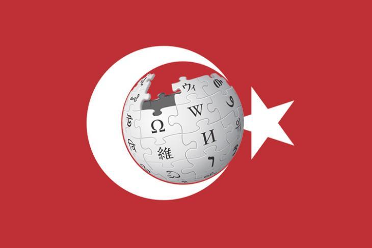wikipedia turkey access featured