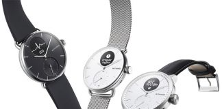 withings scanwatch unveiled ces 2020