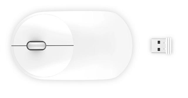 Xiaomi Launches the Mi Portable Wireless Mouse