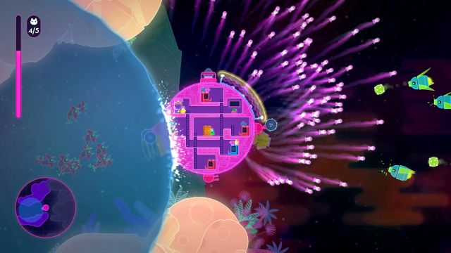 1. Lovers in a Dangerous Spacetime