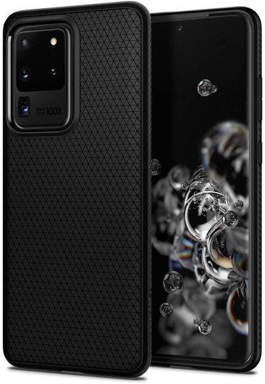 1. Spigen Liquid Air Armor Best Galaxy S20 Ultra Cases