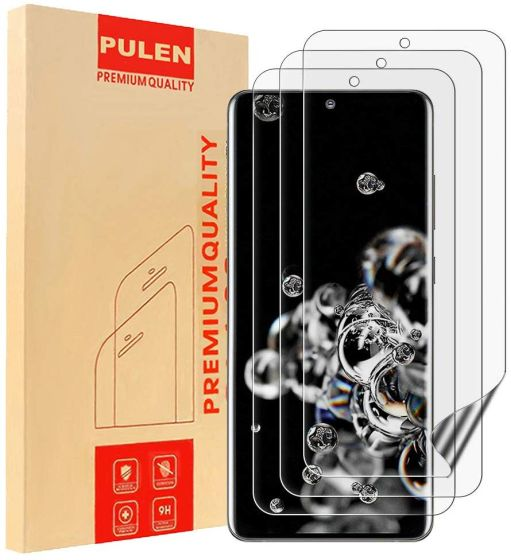 10. Pulen Best Galaxy S20 Ultra Screen Protectors