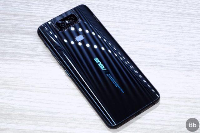 11. Zenfone 7 Smartphones with Snapdragon 865