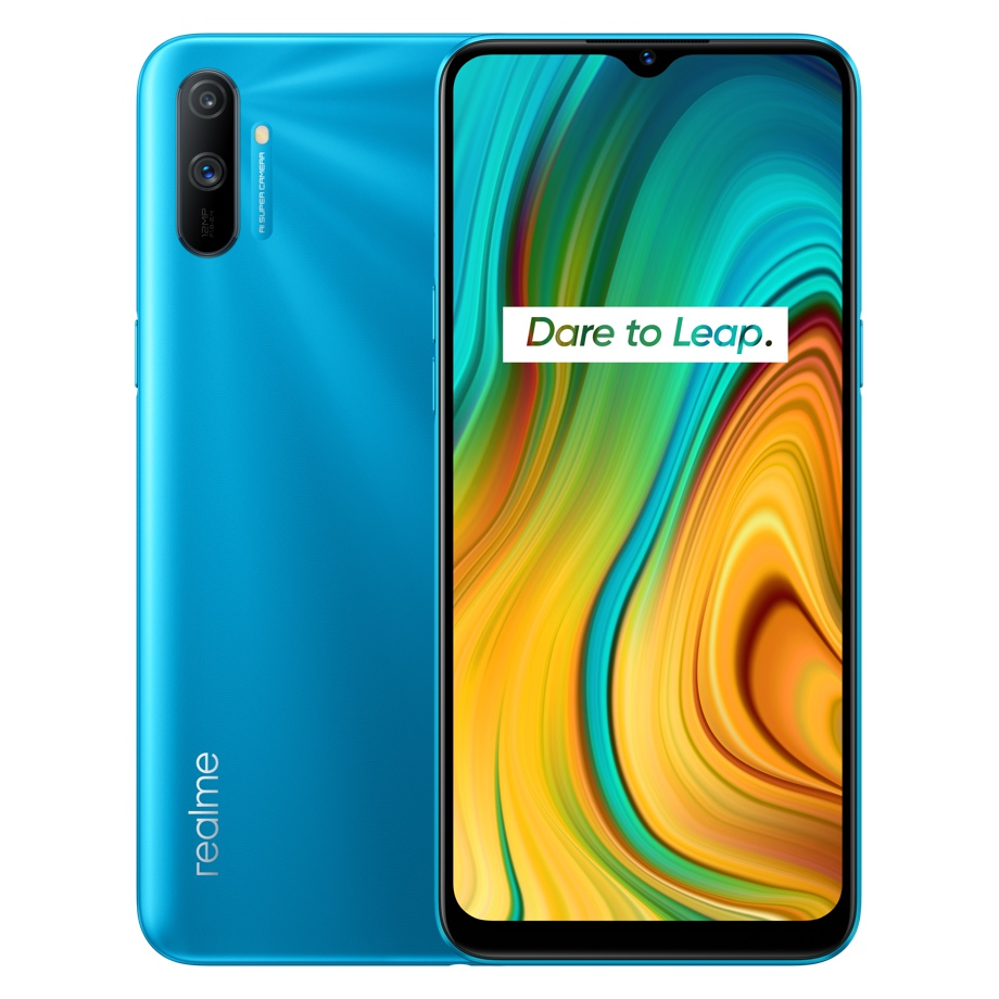 Realme C3 Launched with MediaTek Helio G70 SoC, Dual-Cameras and 5,000mAh Battery