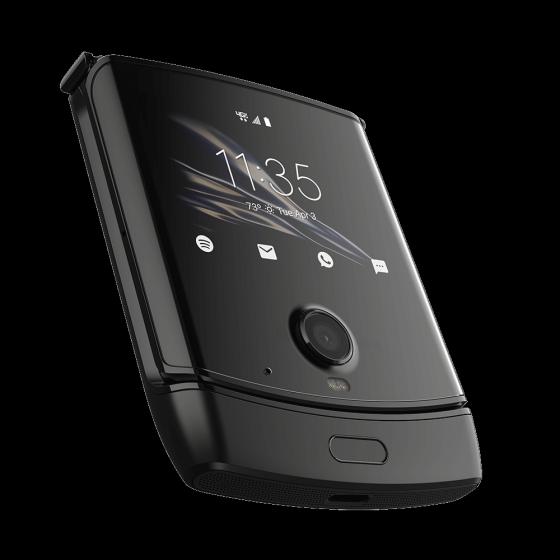 3. Motorola Razr