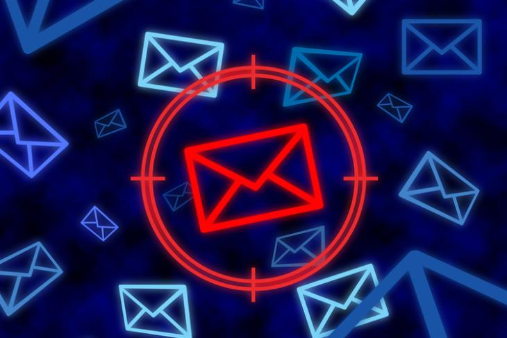 Apple email intercept feat