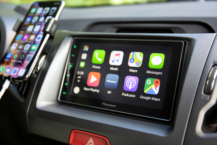 You May Soon Be Able To Unlock Your Car With An Iphone Or Apple