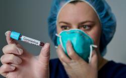 Coronavirus Mask shutterstock website