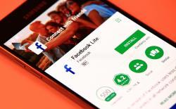 Facebook Lite shutterstock website