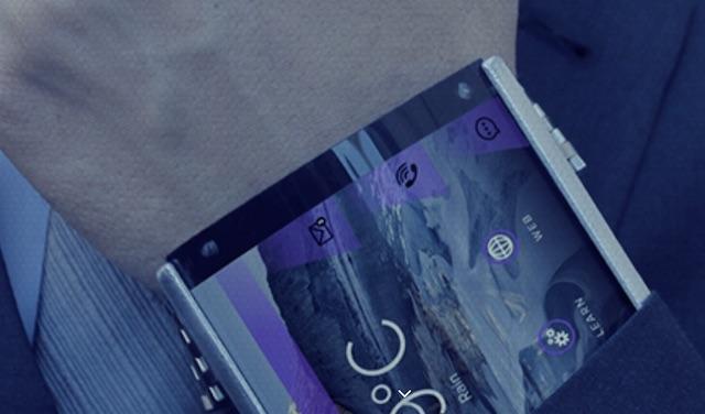 Arubixs Foldable Smartphone-Cum Smartwatch
