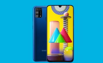 Galaxy M31 india launch date