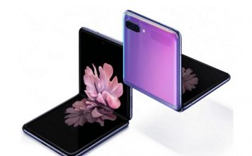 Galaxy Z Flip launched