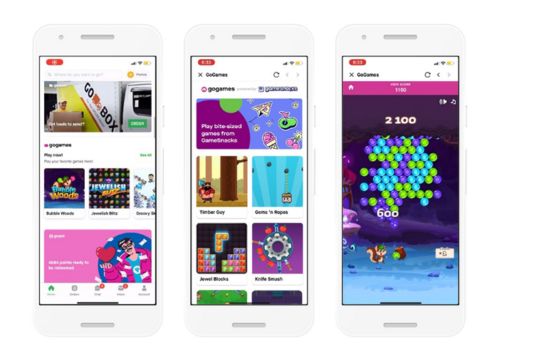 Google Area 120's GameSnacks brings casual web games to low-end devices