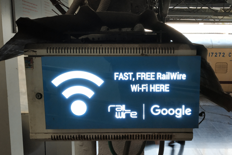Here's Why Google India Is Killing Its Station WiFi Programme