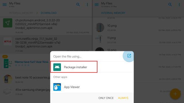 Загружать приложения на Android TV с помощью USB Flash Drive