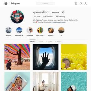 Instagram PWA body1
