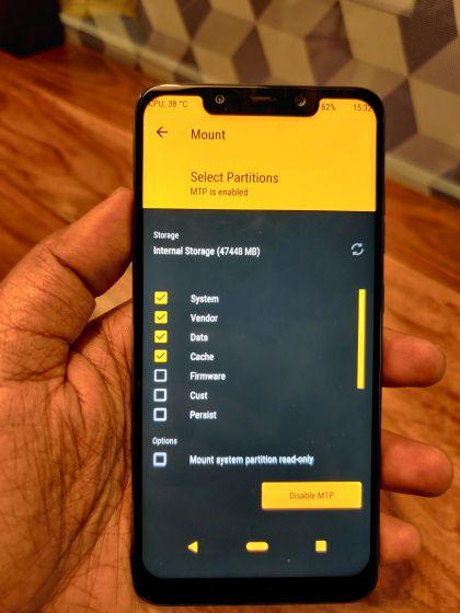 Ваш смартфон случайно перезагружается после установки Android 11 GSI?