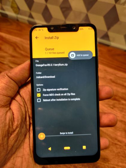 Install Android 11 GSI on any Project Treble Device 1