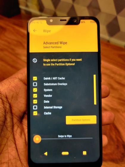 Установите Android 11 GSI на любое устройство Project Treble 2
