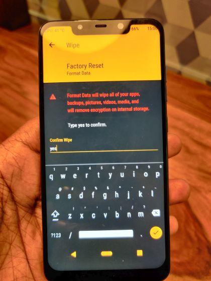 Установите Android 11 GSI на любое устройство Project Treble 3