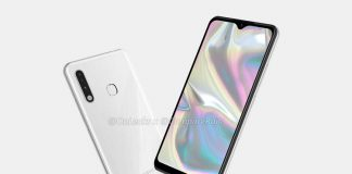 Leaked Samsung Galaxy A70e Renders Suggest Physical Fingerprint Scanner and microUSB Port