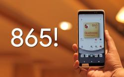 List of Smartphones with Snapdragon 865 (Regularly Updated)