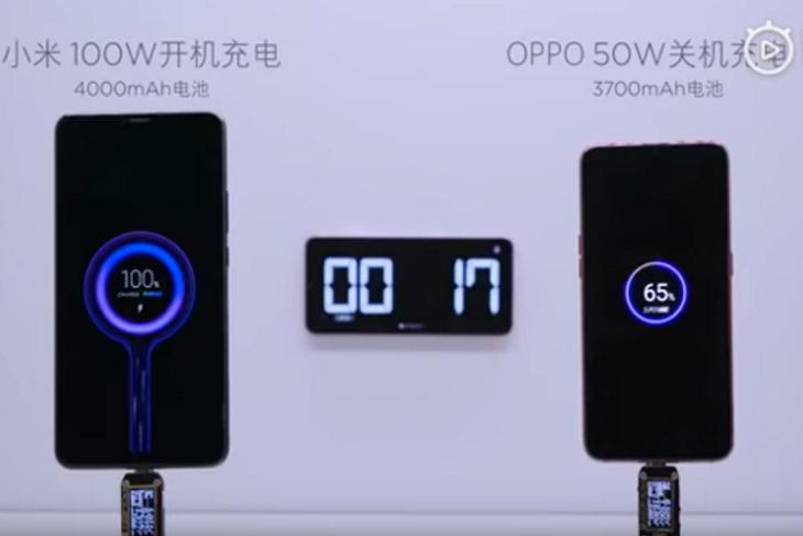 Lu Weibing Shares Technical Difficulties of Xiaomi's 100W Super Charge Turbo