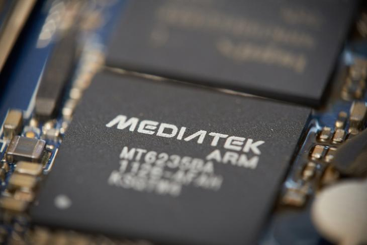 Mediatek beat qualcomm and apple to become largest chipmaker