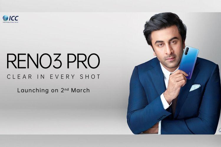 Oppo Reno 3 Pro launch date