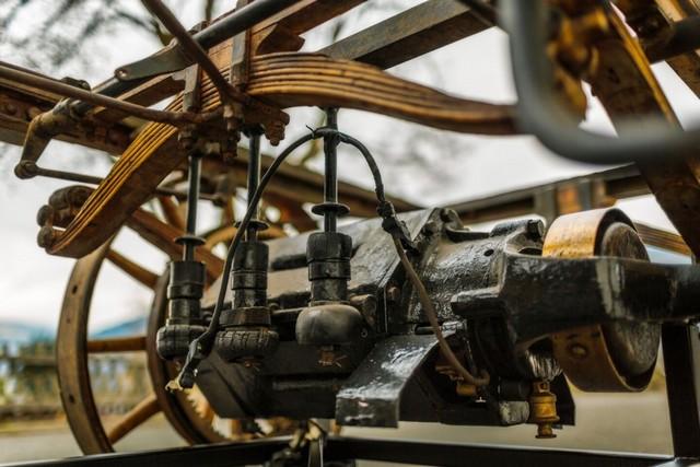 Porsche P1 engine