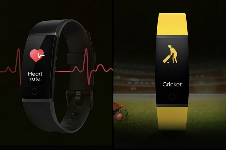 Realme Band with Color Display, Heart Rate Monitoring Launched at Rs. 1,499