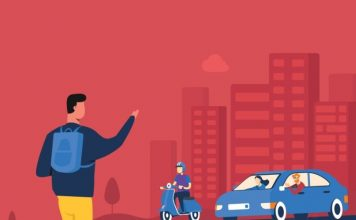 Redbus car and bike pooling service - rpool launched in Delhi